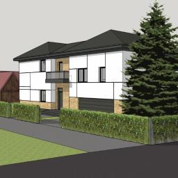Projekty domów Sulejówek 9