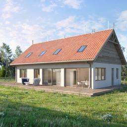 Projekty domów Sulejówek 7