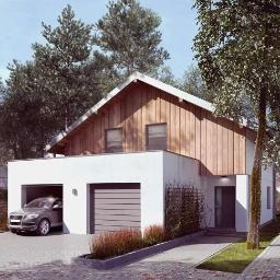 Projekty domów Sulejówek 4