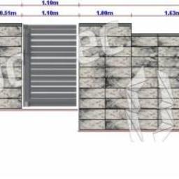 Kostka betonowa Lubin 141