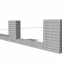 Kostka betonowa Lubin 212
