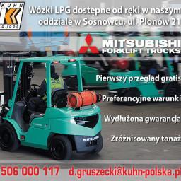 Mitsubishi - KUHN-Polska Sp. z o.o.