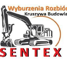 Wyburzenia Rozbiórki Kruszywa Budowlane SENTEX Olsztyn piasek żwir - Drewniane Place Zabaw Olsztyn