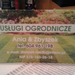 Ania&zbyszek - Ogrodnik Stoszowice
