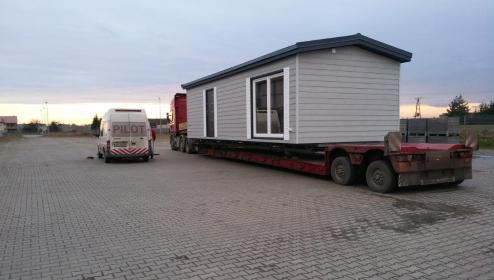 Łukasz Budek - Transport ciężarowy krajowy Wołomin