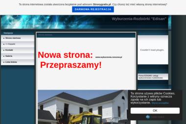 Edisan - Wyburzenia Rzeszow       Lublin