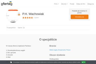 P.H. Wachowiak - Pasza Krotoszyn