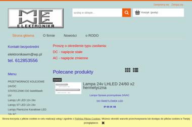 ELEKTRONIKAWM - Akcesoria motoryzacyjne Środa wielkopolska