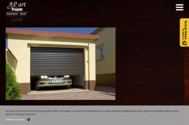 Apartprojekt. Ogrodzenia, bramy, automatyka - Ogrodzenia Metalowe Gdynia