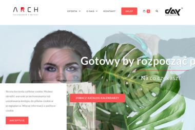 Arch. Wydawca i producent kalendarzy książkowych, ściennych - Opakowania Katowice