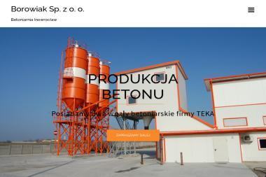 Wytwórnia materiałów budowlanych Sp. z o.o. - Beton Inowrocław
