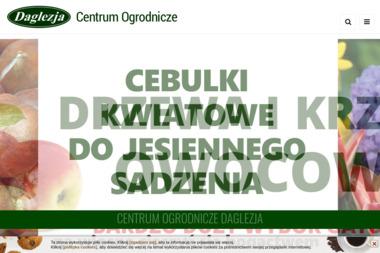 Daglezja. Centrum ogrodnicze - Ogrodnik Zawiercie
