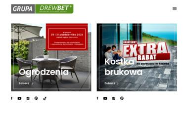Drewbet. Spółka Jawna E. i D. Rogaczewscy, J. i Z. Grzybowie - Bramy garażowe Kłobuck