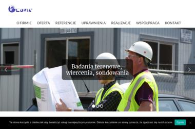 Geovia. Sp. z o.o. Geologia, geotechnika, ochrona środowiska, kontrola zagęszczenia gruntów - Budowa mostów Warszawa