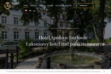 Hotel****Apollo - Agencje Eventowe Darłowo