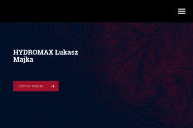 Hydromax. Zestawy hydroforowe, pompy, pompownie ścieków - Studnie głębinowe Gdańsk