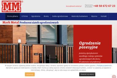 Mark-Metal - Bramy Bolszewo
