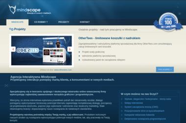 Agencja Interaktywna Mindscape - Pozycjonowanie stron Szczecin