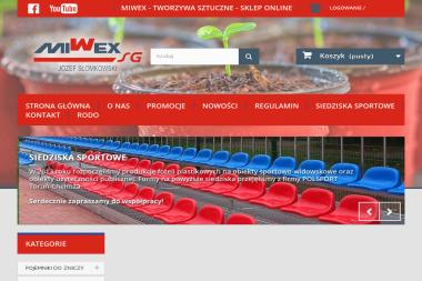 Miwex-SG. Słomkowski J. Producent wyrobów z tworzyw sztucznych, naczyń do zniczy - Hurtownia Zniczy Chodzież