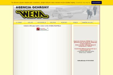 Wena. Sp. z o.o. Agencja ochrony - Agencja Ochrony Gdańsk