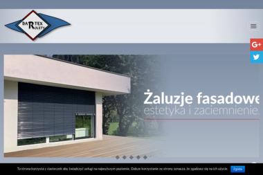 """FUH """"Bartex-Rolety"""" . Bramy, rolety, żaluzje - Bramy garażowe Dąbrowa Górnicza"""