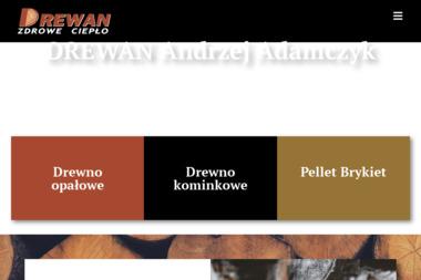 DREWAN Andrzej Adamczyk - Drewno kominkowe Wadowice