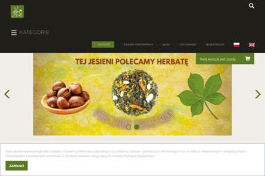 Herbaty Szlachetne. Sp. z o.o. Mieszanki herbaciane i kawowe, akcesoria - Dostawcy artykułów spożywczych Szczecin
