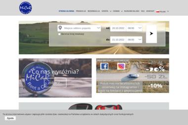 MiCaR-Michael's Car Rental. Wynajem samochodów osobowych i dostawczych - Wynajem Samochodów Wrocław