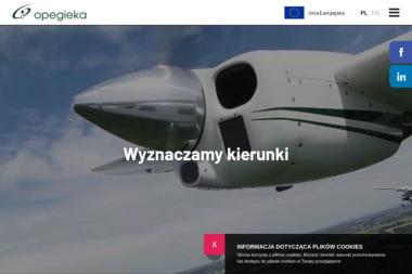 OPEGIEKA. Sp. z o.o. Okręgowe Przedsiębiorstwo Geodezyjno - Kartograficzne - Geodeta Elbląg