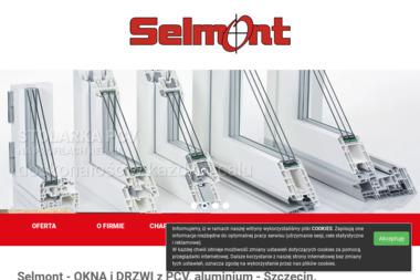 Selmont. PPHU Sp. z o.o. - Sprzedaż Okien Poczta Gryfice