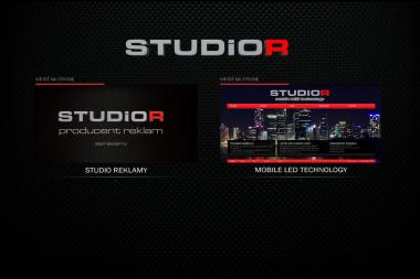 Studio Reklamy R. - Identyfikacja wizualna Olsztyn