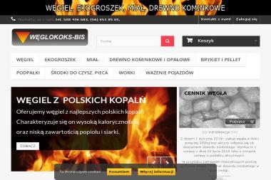 Przedsiębiorstwo Wielobranżowe WĘGLOKOKS-BIS S.C. - Ekogroszek Toruń