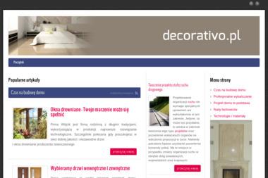 Deccorativo. Producent stalowych parapetów zewnętrznych - Producent Drzwi Sulejówek