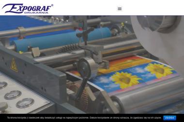 Expograf. Zakład poligraficzny - Poligrafia Warszawa Zgrupowania AK
