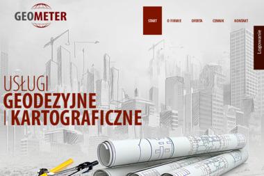 Geometer. Usługi geodezyjne - Geodezja Szczecin