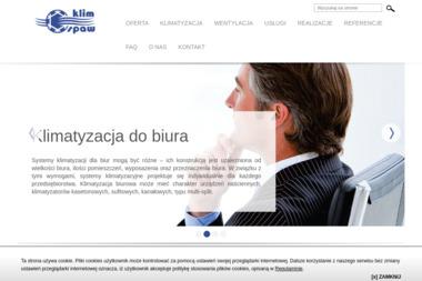 Klim-Spaw Sp z o.o. Autoryzowany dealer Carrier-Toshiba. Klimatyzacja, wentylacja, - Systemy wentylacyjne Warszawa