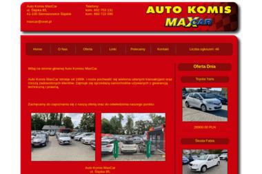Auto-Komis MAX CAR - Samochody Chorzów