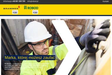 Robod SA. Produkcja odzieży ochronnej, dystrybucja art. BHP - Odzież robocza Gdańsk