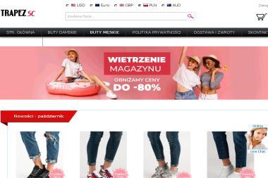 Trapez. Kompleksowe wyposażenie lokali sklepowych i gastronomicznych, magazynów i biur - Usługi Gastronomiczne Gdańsk