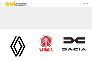Uni-Car SA. Autoryzowany koncesjoner Renault, Yamaha, Dacia - Samochody osobowe używane Bydgoszcz