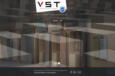 VST. Agencja reklamowa, druk wielkoformatowy - Naklejki Bydgoszcz