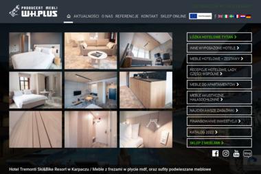Lupus. Producent mebli, meble hotelowe, wyposażenie hoteli - Usługi Gastronomiczne Katowice