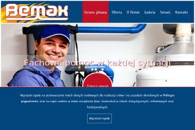 BEMAX - Instalacje sanitarne Police