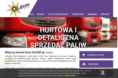 Oleum Sp. z o.o. - Opał Cieszyn