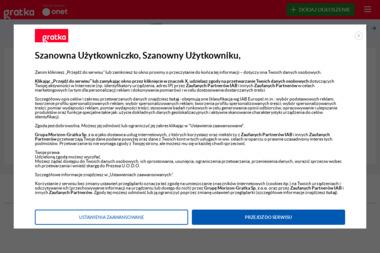 """""""KOMISCENTRUM """"-PITRALAUTO-Wypożyczalnia Przyczep - Samochody osobowe używane Tarnobrzeg"""