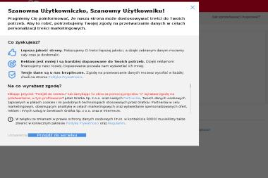 """Firma Handlowo - Usługowa """"UNICOF"""" - Samochody osobowe Bolesławiec"""