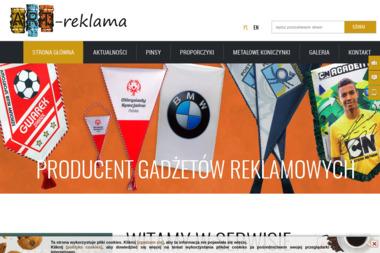 Art. Agencja reklamowa, poligrafia, druk wielkoformatowy - Pisanie Tekstów Zielona Góra