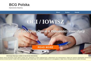 BCG Polska - Dotacje Unijne Warszawa