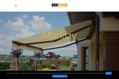 Bobi Decor. Sp.j. Rolety, żaluzje, verticale - Balustrady nierdzewne Lublin