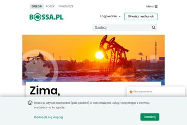 Dom Maklerski Banku Ochrony Środowiska SA - Usługi maklerskie Warszawa